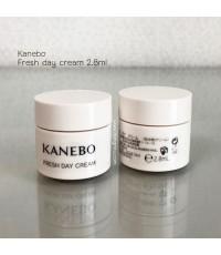 Tester : Kanebo FRESH DAY CREAM SPF15 2.8ml.