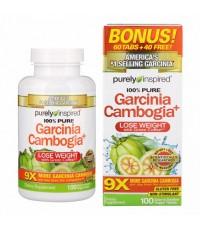 *พร้อมส่ง* Purely Inspired Garcinia Cambogia 100 เม็ด