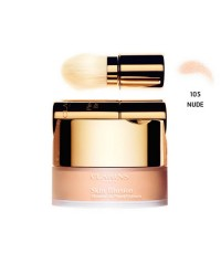 Pre-order : Clarins Skin Illusion Mineral and Plant Extract Foundation 13g. ~ no.105 Nude