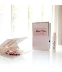 Tester : CHRISTIAN DIOR Miss Dior Eau de Toilette 1ml. น้ำหอมหลอดหัวสเปรย์