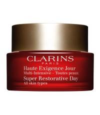Pre-order : *ราคาพิเศษ* CLARINS Super Restorative Day Cream 50ml. กล่อง TESTER