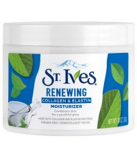 *พร้อมส่ง* St.Ives Renewing Collagen Elastin Facial Moisturizer 283g.