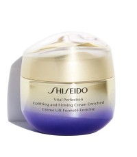 Pre-order : SHISEIDO Vital Perfection Uplifting and Firming Cream Enriched 50ml. สำหรับผิวแห้ง