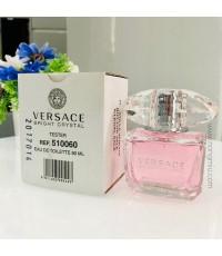 Pre-order : Versace Bright Crystal 90ml. EDT (ขนาดปกติ Tester กล่องขาว)
