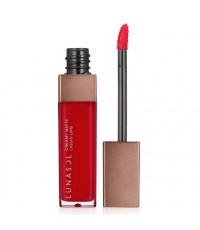 *พร้อมส่ง..ลด 50 เปอร์* LUNASOL Creamy Matte Liquid Lips - 03 Cranberry Red ไม่มีกล่อง