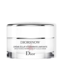 Pre-order : DIORSNOW BRIGHTENING REFINING MOIST CLOUD CREME 50ml.