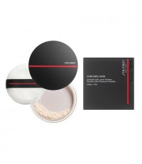 *พร้อมส่ง* SHISEIDO Synchro Skin Invisible Silk Loose Powder 6g. - Matte