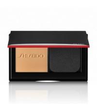 Pre-order : SHISEIDO Synchro Skin Self-Refreshing Custom Finish Powder Foundation แป้งพร้อมตลับ