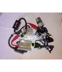 ชุด ไฟซีนอนสำหรับรถยนต์ หลอด HB4(9006) 8000k