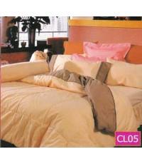 ผ้าปูClassic รุ่นCL05(ขนาด3.5ฟุต3ชิ้น)
