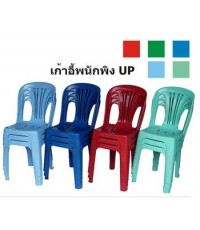 เก้าอี้พลาสติก UP