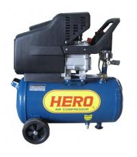 ปั๊มลมโรตารี่ 2.5 HP 25 ลิตร รุ่น HR-2024  HERO