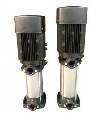 ปั๊มน้ำแรงดันสูงหลายใบพัดแนวตั้ง 1.1/4 นิ้ว x 1.1/4 นิ้ว รุ่น MTVS-412 APP