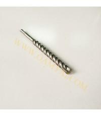 ดอกสว่านโรตารี่เจาะปูนหัวแฉก UX Type  ขนาด 12.0 mm  UNIKA
