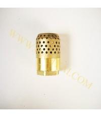 ฟุตวาล์วทองเหลือง ยูนิเวอร์แซล  ขนาด 1.1/4 นิ้ว