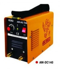 เครื่องเชื่อมไฟฟ้า DC  140 Amp รุ่น AM-DC140 AM-WELD