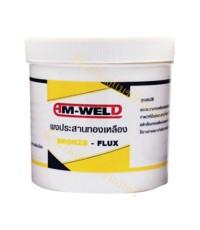 ผงประสานทองเหลือง BRONZE-FLUX AM-WELD