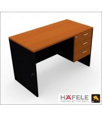 โต๊ะทำงาน 3 ลิ้นชัก ขนาด 120(ก) ซม. (เฟอร์นิเจอร์สำนักงาน)