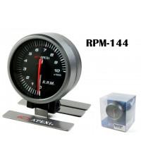 APEXi วัดรอบ RPM 60 mm หน้าปัดดำ