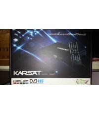 Karsat model smart dv3t2 Digital tv ติดรถยนต์