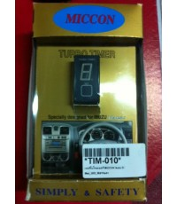 Turbo timer Miccon for Dmax แบบ Manual