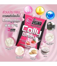 COLLY WHEY HIGH PROTEIN