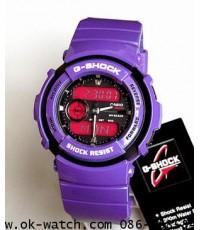 นาฬิกาข้อมือผู้ชาย Casio G-Shock รุ่น G-300SC-6A