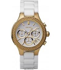 Women's DKNY NY4986 Ceramic Chronograph Watch