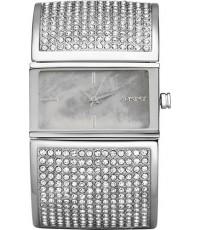 นาฬิกา DKNY NY8041 Glitz Wide Bangle Crystal Ladies watch