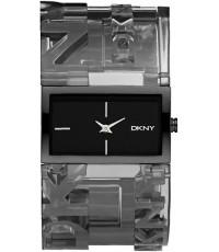 นาฬิกา DKNY รุ่น NY8153 Black Transparent Bangle Ladies Watch