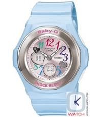 นาฬิกา Casio Baby-G รุ่น BGA-101-2BDR ของแท้ ของใหม่ รับประกัน 1 ปี
