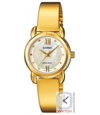 นาฬิกาผู้หญิง Casio standard Analog รุ่น LTP-1344G-7A