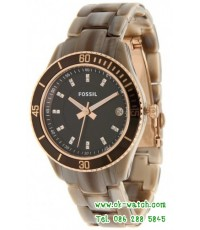 นาฬิกาข้อมือผู้หญิง Fossil รุ่น ES3090