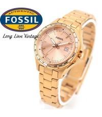 นาฬิกาข้อมือผู้หญิง Fossil รุ่น AM4398