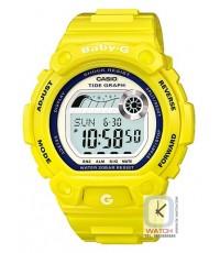นาฬิกา Casio Baby-G รุ่น BLX-101-9DR ของแท้ ของใหม่ รับประกัน 1 ปี