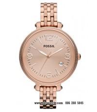 นาฬิกาข้อมือผู้หญิง Fossil Womens รุ่น ES3130