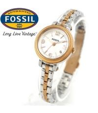 นาฬิกาข้อมือผู้หญิง Fossil Womens รุ่น ES3217