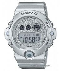 นาฬิกาผู้หญิง Casio Baby-G รุ่น BG-6900SG-8 ของแท้ ของใหม่ รับประกัน 1 ปี