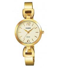 นาฬิกาข้อมือผู้หญิง Casio Standard รุ่น LTP-E402G-9AV