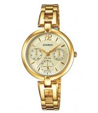 นาฬิกาข้อมือผู้หญิง Casio standard รุ่น LTP-E401G-9AV