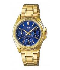 นาฬิกาข้อมือผู้หญิง Casio standard รุ่น LTP-E304GB-2AV