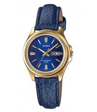 นาฬิกาข้อมือผู้หญิง Casio standard รุ่น LTP-E111GBL-2AV