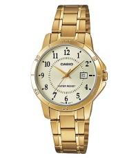 นาฬิกาข้อมือผู้หญิง Casio รุ่น LTP-V004G-9B