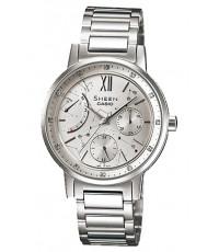 นาฬิกาข้อมือผู้หญิง Casio Sheen รุ่น SHE-3028D-7A