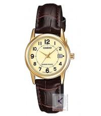 นาฬิกาข้อมือผู้หญิง Casio รุ่น LTP-V002GL-9B