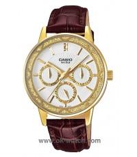 นาฬิกาข้อมือผู้หญิง Casio รุ่น LTP-2087GL-5AV