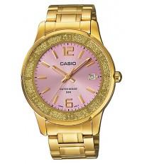 นาฬิกาข้อมือผู้หญิง Casio รุ่น LTP-1359G-4AV ของใหม่ ของแท้