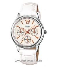 นาฬิกาข้อมือผู้หญิง Casio รุ่น LTP-2085L-7AV