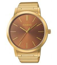 นาฬิกาข้อมือผู้หญิง Casio รุ่น LTP-E118G-5A ของใหม่ ของแท้