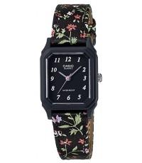 นาฬิกาข้อมือผู้หญิง Casio รุ่น LQ-142LB-1B ของใหม่ ของแท้